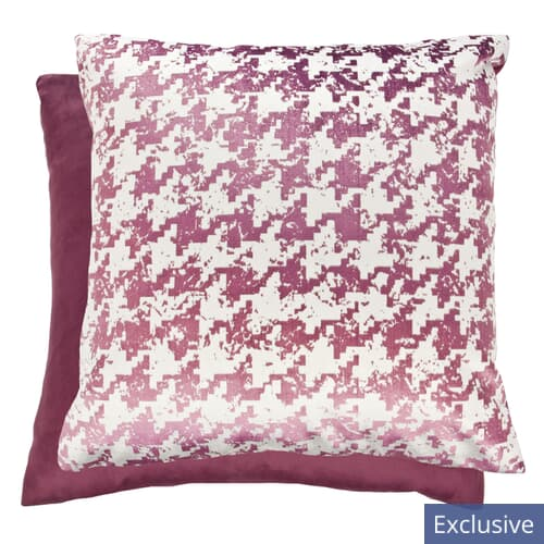 HAGRID PILLOW 1 MULBERRY